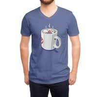 Something Strange, In Your Beverage... - vneck - small view