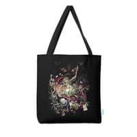 Zombies in Wonderland - tote-bag - small view