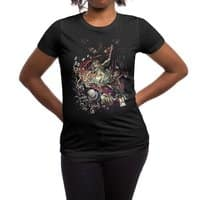 Zombies in Wonderland - womens-regular-tee - small view