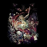 Zombies in Wonderland - small view