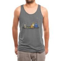 Do a Barrel Roll! - mens-triblend-tank - small view