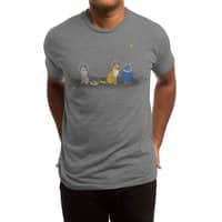 Do a Barrel Roll! - mens-triblend-tee - small view