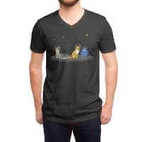 Do a Barrel Roll! - vneck - small view