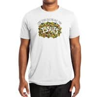 Comic Book Collectors Have Many Issues - mens-extra-soft-tee - small view