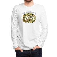 Comic Book Collectors Have Many Issues - mens-long-sleeve-tee - small view