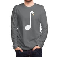 Swan Song - mens-long-sleeve-tee - small view