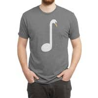Swan Song - mens-triblend-tee - small view