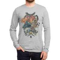 The X-MENAGERIE - mens-long-sleeve-tee - small view