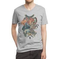 The X-MENAGERIE - vneck - small view