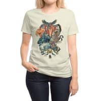 The X-MENAGERIE - womens-regular-tee - small view