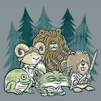 May the Forest be With You! - small view