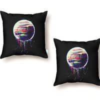 Deliquesce - throw-pillow - small view
