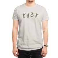 Khaki Kickflip - mens-regular-tee - small view