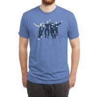 B.F.F. (Best Friends Forever) - mens-triblend-tee - small view