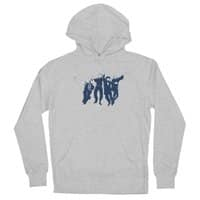 B.F.F. (Best Friends Forever) - unisex-lightweight-pullover-hoody - small view