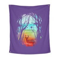 Lost in My Dreams - indoor-wall-tapestry-vertical - small view