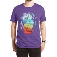 Lost in My Dreams - mens-extra-soft-tee - small view