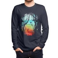 Lost in My Dreams - mens-long-sleeve-tee - small view