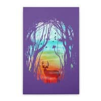 Lost in My Dreams - vertical-stretched-canvas - small view