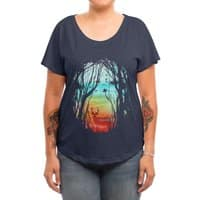 Lost in My Dreams - womens-dolman - small view