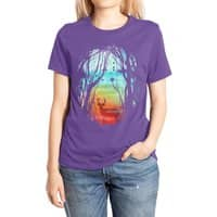 Lost in My Dreams - womens-extra-soft-tee - small view
