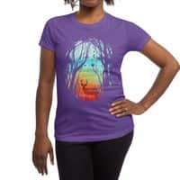 Lost in My Dreams - womens-regular-tee - small view