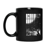 All Alone - black-mug - small view