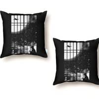 All Alone - throw-pillow - small view