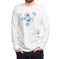 Water Balloons - mens-long-sleeve-tee - small view