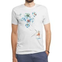 Water Balloons - mens-triblend-tee - small view