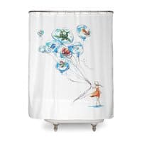 Water Balloons - shower-curtain - small view