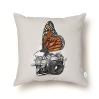 Nature Photography - throw-pillow - small view