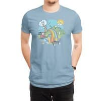 Rainbow Pasta - mens-regular-tee - small view