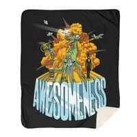 AWESOMENESS - blanket - small view