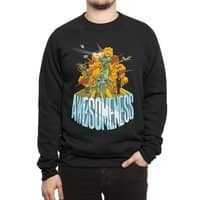 AWESOMENESS - crew-sweatshirt - small view