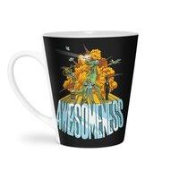 AWESOMENESS - latte-mug - small view