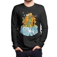 AWESOMENESS - mens-long-sleeve-tee - small view