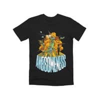 AWESOMENESS - mens-premium-tee - small view