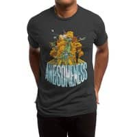 AWESOMENESS - mens-triblend-tee - small view