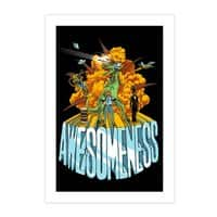 AWESOMENESS - vertical-print - small view
