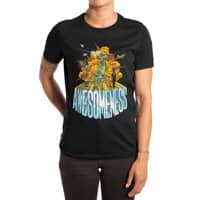 AWESOMENESS - womens-extra-soft-tee - small view