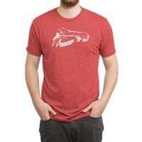 Piece of Meat - mens-triblend-tee - small view