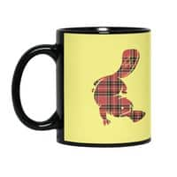 Plaid-apus - black-mug - small view