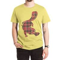 Plaid-apus - mens-extra-soft-tee - small view
