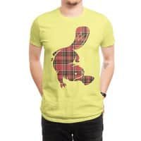 Plaid-apus - mens-regular-tee - small view