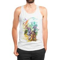 Where Dreams Come True - mens-jersey-tank - small view