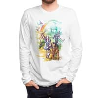 Where Dreams Come True - mens-long-sleeve-tee - small view