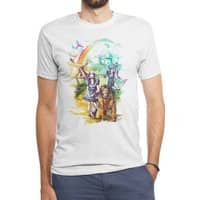 Where Dreams Come True - mens-triblend-tee - small view