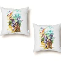 Where Dreams Come True - throw-pillow - small view
