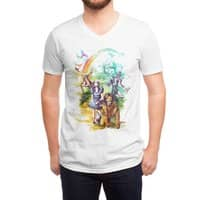 Where Dreams Come True - vneck - small view